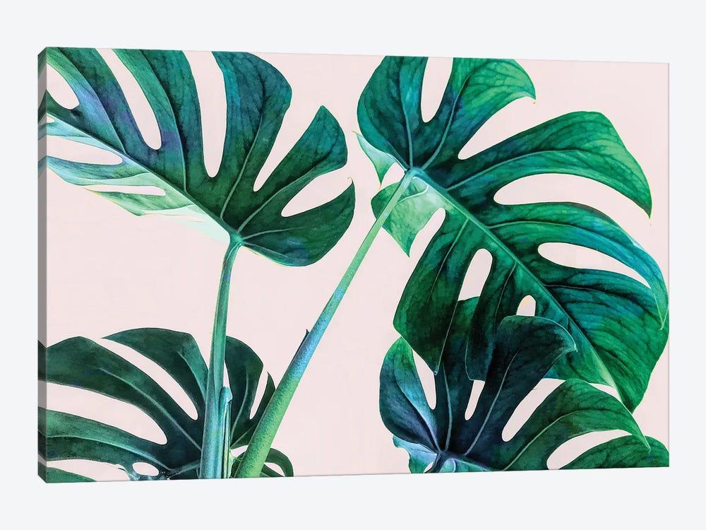 Wild Leaves by 83 Oranges 1-piece Canvas Art Print