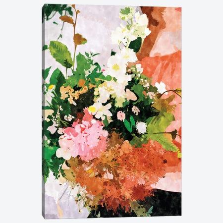 Floral Gift Ii Canvas Print #UMA799} by 83 Oranges Canvas Art Print