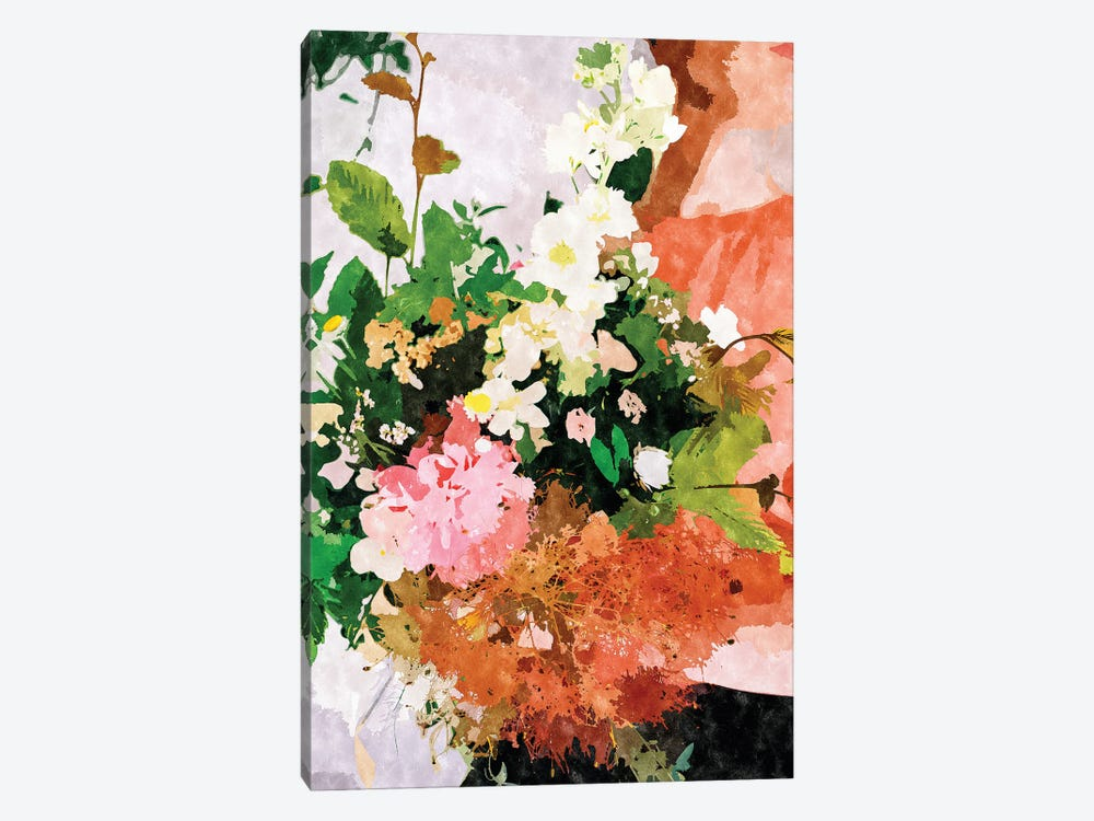 Floral Gift Ii by 83 Oranges 1-piece Canvas Art Print