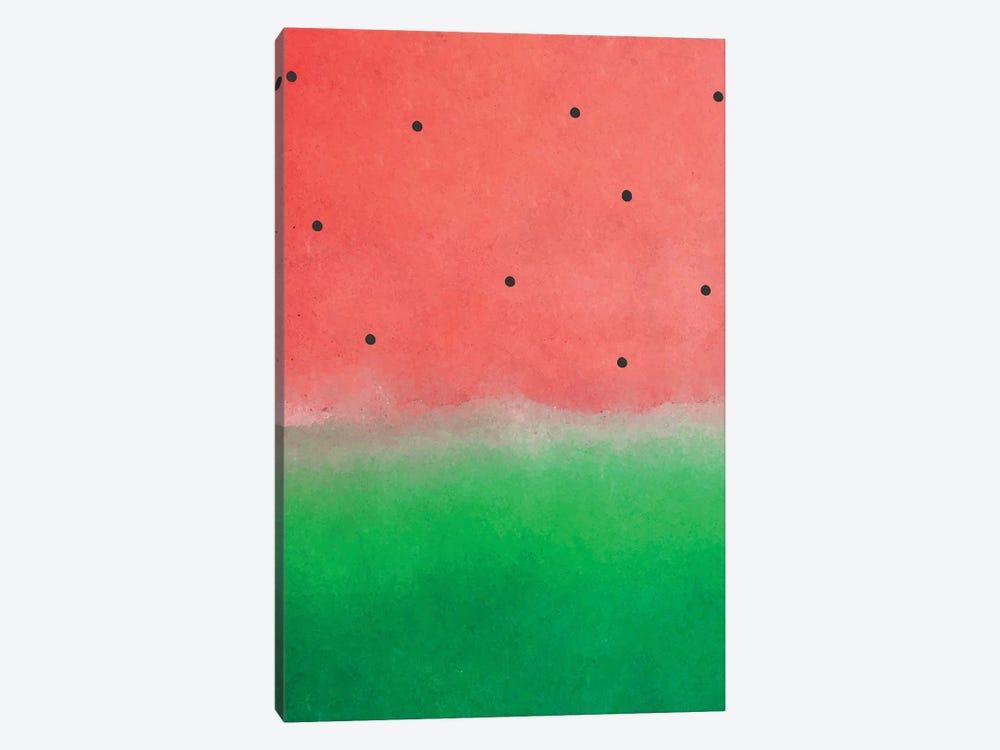 Watermelon Washout by 83 Oranges 1-piece Canvas Print