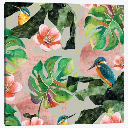 Bird Sanctuary Canvas Print #UMA803} by 83 Oranges Canvas Art Print