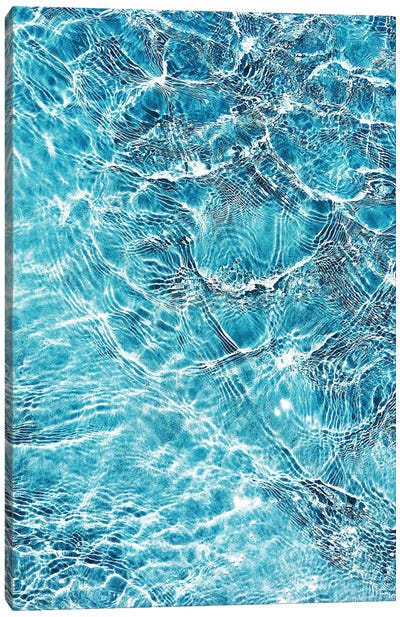 The Pool Canvas Art Print