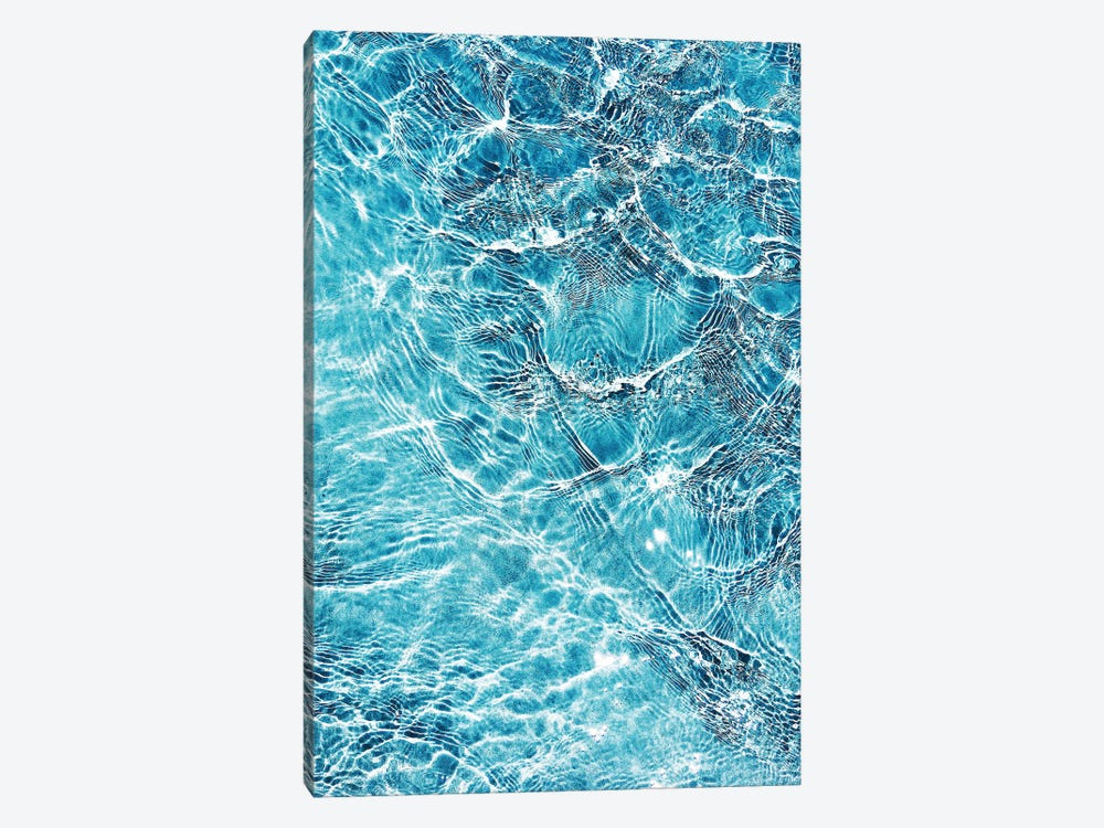 The Pool by 83 Oranges 1-piece Canvas Artwork