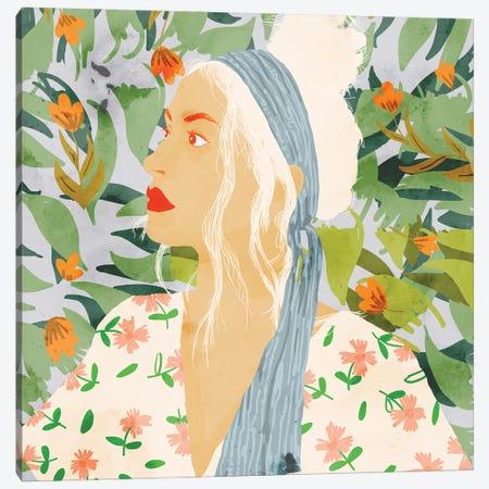 Meera Canvas Print #UMA810} by 83 Oranges Canvas Wall Art