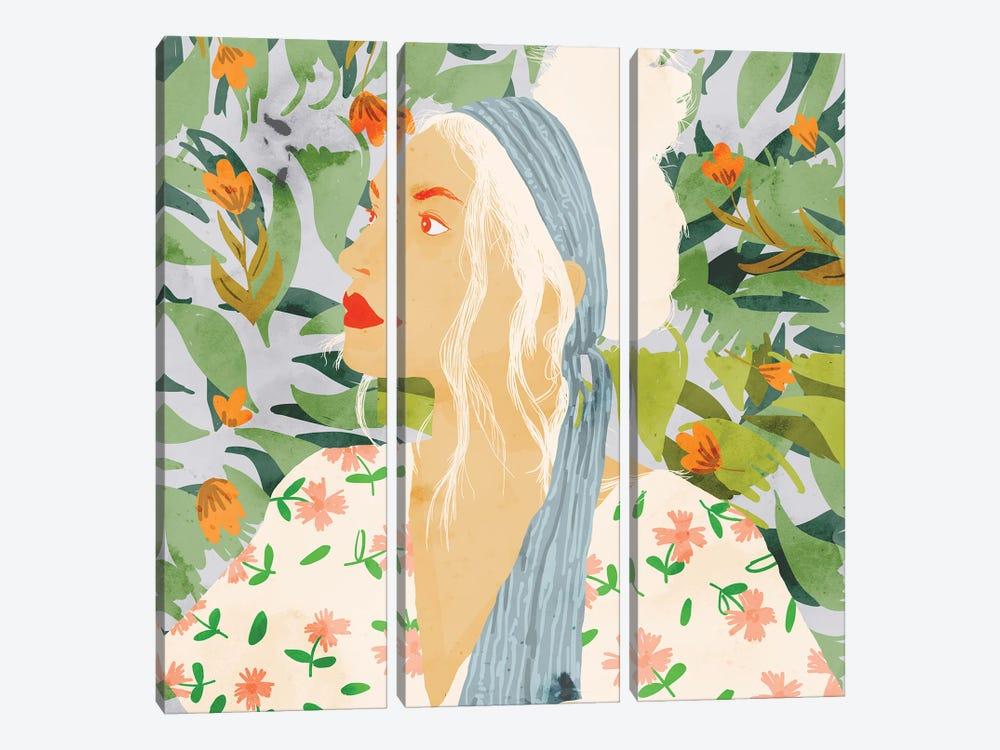 Meera by 83 Oranges 3-piece Canvas Artwork