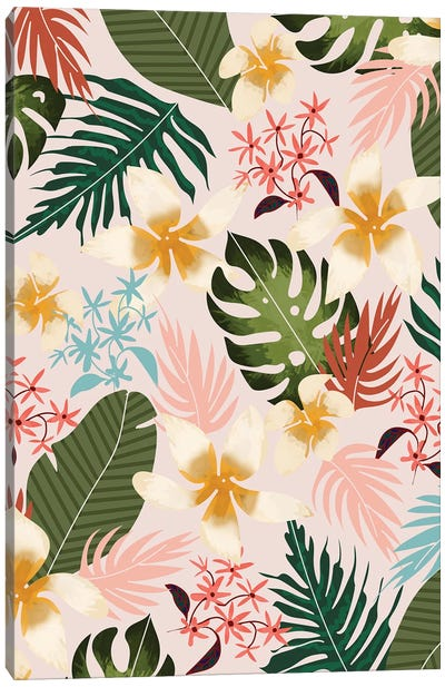 Tropical Soul Canvas Art Print