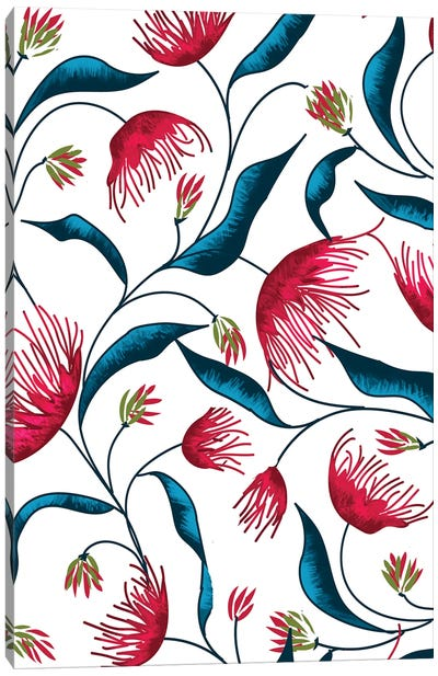 Dandelia Canvas Art Print