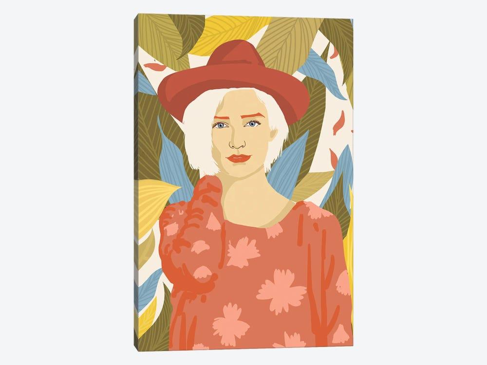 Emma by 83 Oranges 1-piece Canvas Print