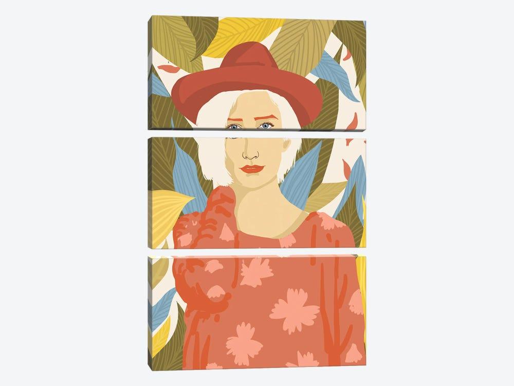 Emma by 83 Oranges 3-piece Canvas Print