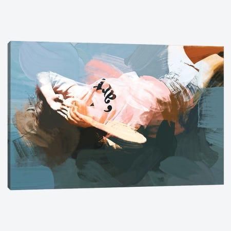 Floored Canvas Print #UMA835} by 83 Oranges Art Print