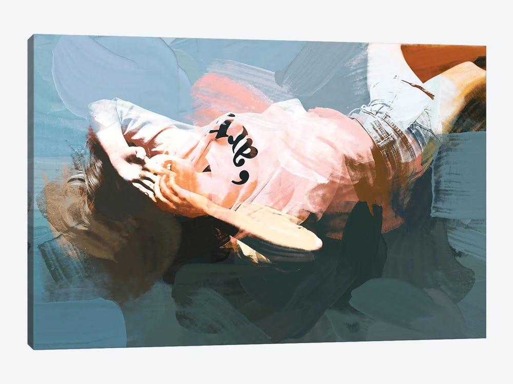 Floored by 83 Oranges 1-piece Art Print