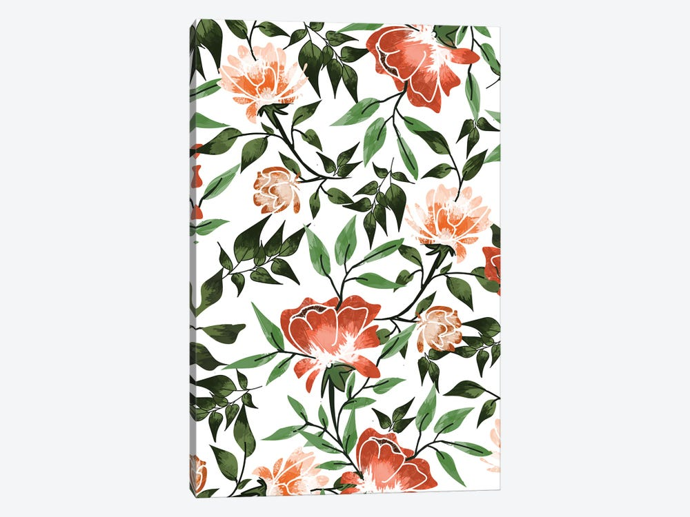 Floral Feels by 83 Oranges 1-piece Art Print