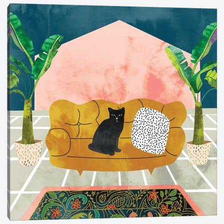 Cat Canvas Print #UMA83} by 83 Oranges Canvas Print