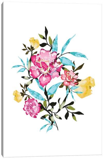Florela Canvas Art Print