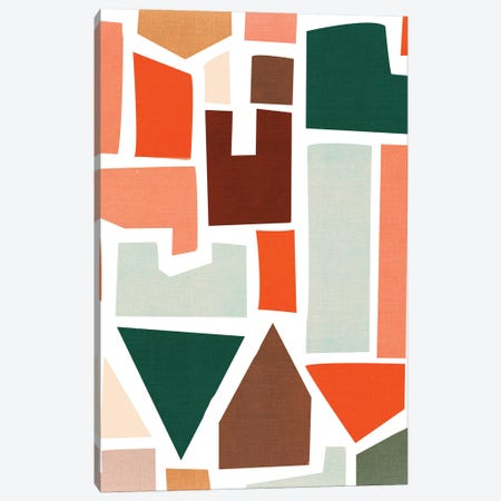 Navigate Canvas Print #UMA846} by 83 Oranges Canvas Art