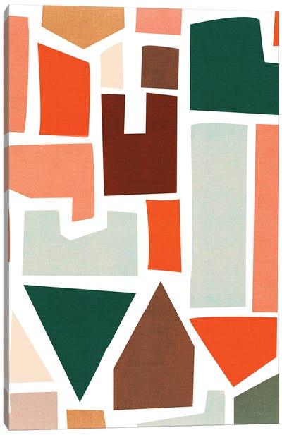 Navigate Canvas Art Print