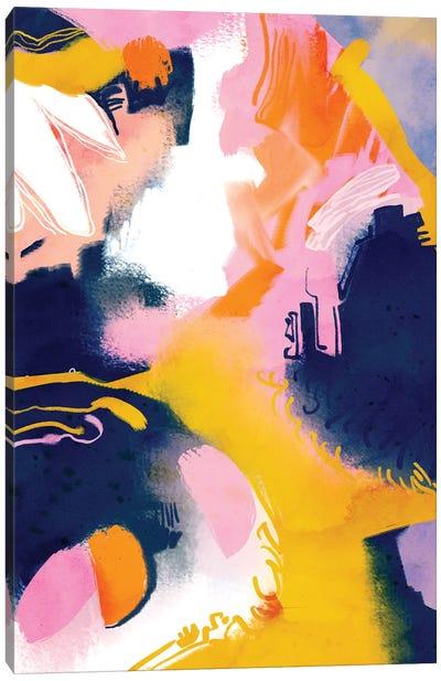 Deep Dream Canvas Art Print