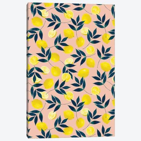 Lemony Goodness Canvas Print #UMA848} by 83 Oranges Canvas Art Print