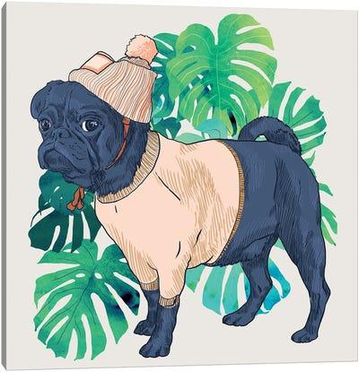 Got A Pug? Canvas Art Print