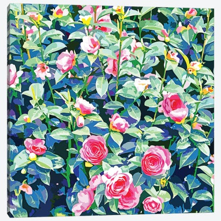 You Rose Alone Through Winter's Coldest Storm But Look How Full You've Grown Canvas Print #UMA866} by 83 Oranges Canvas Wall Art