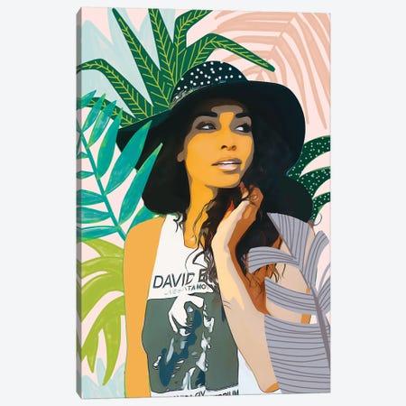Nature Lover Canvas Print #UMA88} by 83 Oranges Art Print
