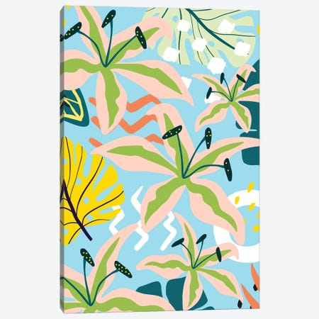 Summer State Of Mind Canvas Print #UMA895} by 83 Oranges Canvas Print