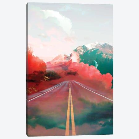 Road To Heaven V2 Canvas Print #UMA913} by 83 Oranges Art Print