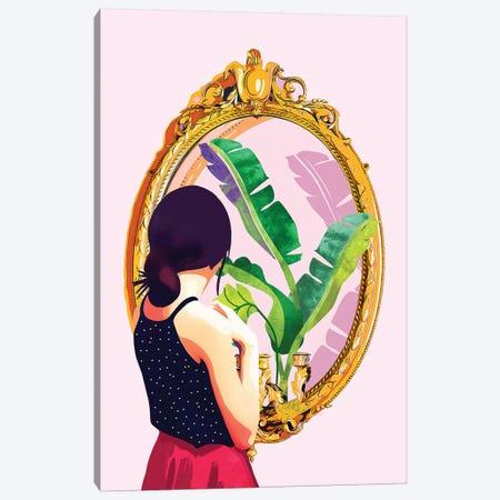 Soul Mirror Canvas Print #UMA94} by 83 Oranges Art Print