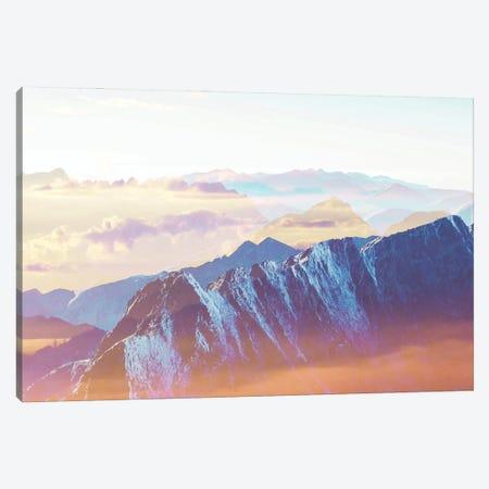 Sunshine Glory Canvas Print #UMA957} by 83 Oranges Canvas Artwork