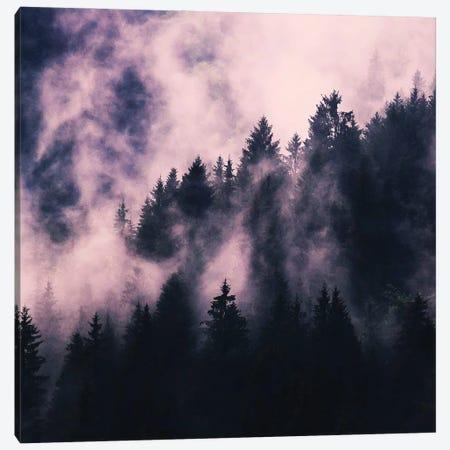 Foggy Night Canvas Print #UMA967} by 83 Oranges Canvas Art Print