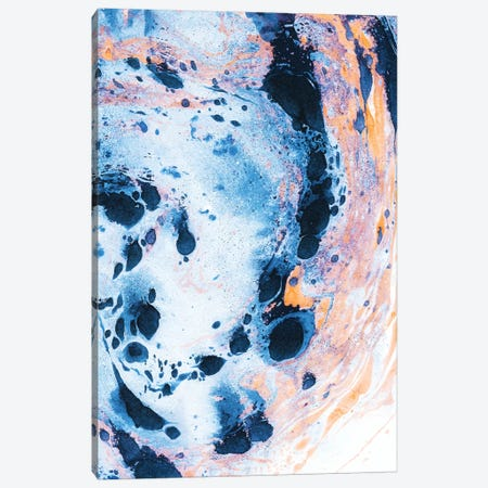 Stone Water Canvas Print #UMA96} by 83 Oranges Canvas Print