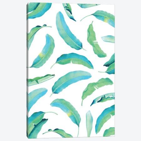Turn Over A New Banana Leaf Canvas Print #UMA993} by 83 Oranges Canvas Art Print