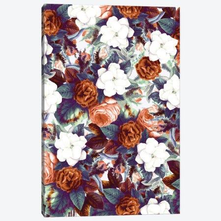 Floral Wonder Canvas Print #UMA997} by 83 Oranges Canvas Artwork