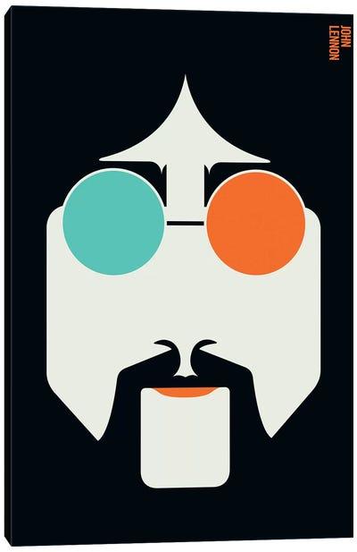 Icons - Lennon Canvas Art Print