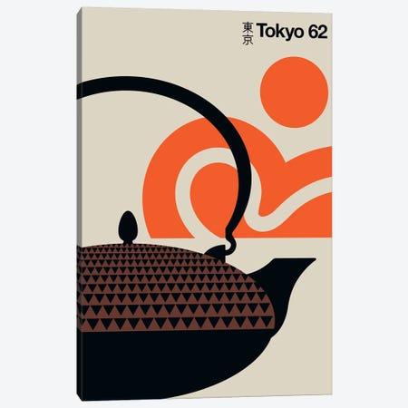 Tokyo 62 Canvas Print #UND55} by Bo Lundberg Canvas Art