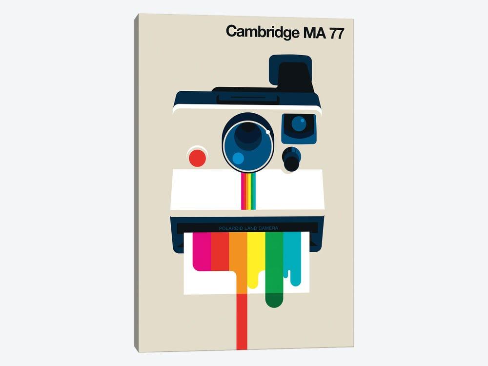 Cambridge MA 77 by Bo Lundberg 1-piece Canvas Print