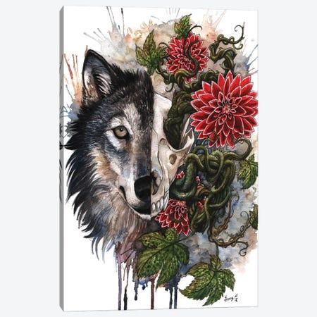 Vines Canvas Print #UNI18} by Sunima Canvas Wall Art