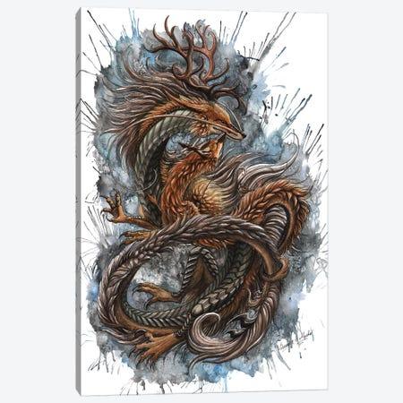 Autumn Spirits Canvas Print #UNI2} by Sunima Art Print