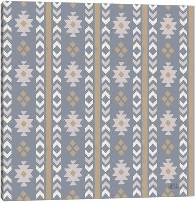 Gone Glamping Pattern VC Canvas Art Print