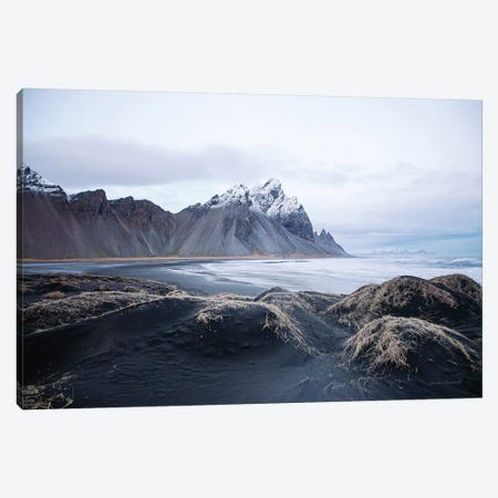 Stokksnes Canvas Print #URA107} by Laura Marshall Canvas Wall Art