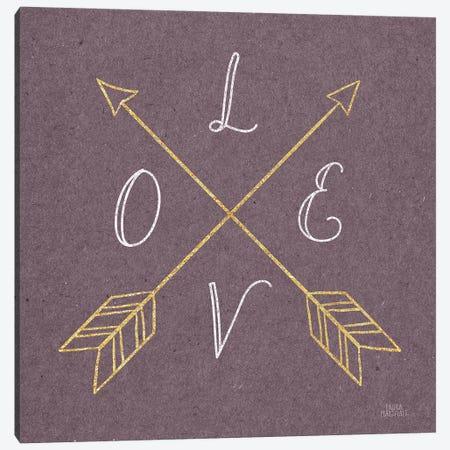 Lovestruck II Sq Canvas Print #URA135} by Laura Marshall Canvas Art Print