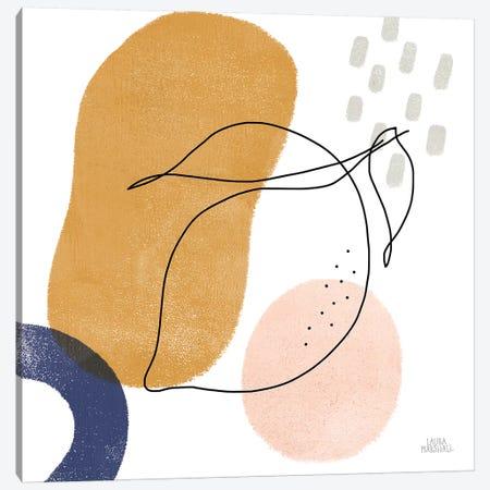Kitchen Table II Canvas Print #URA157} by Laura Marshall Canvas Art Print