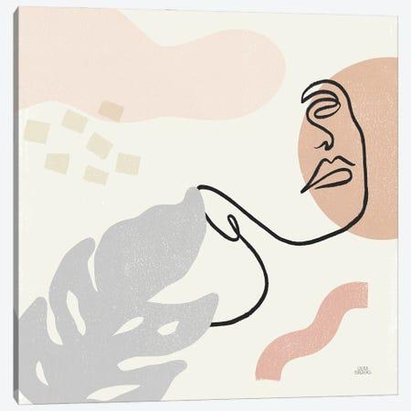 Through the Window II Canvas Print #URA191} by Laura Marshall Canvas Wall Art