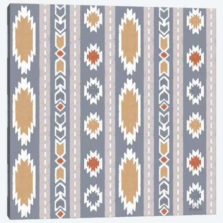 Gone Glamping Pattern IIC Canvas Print #URA88} by Laura Marshall Canvas Artwork