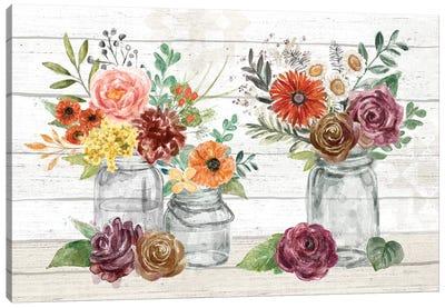 Flower Fest IV Canvas Art Print