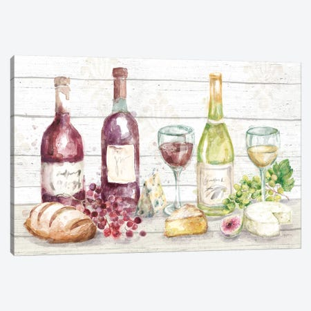 Sweet Vines I Canvas Print #URB115} by Mary Urban Canvas Print