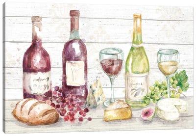 Sweet Vines I Canvas Art Print