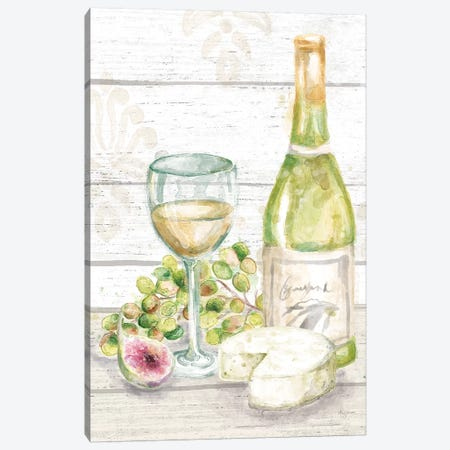 Sweet Vines II Canvas Print #URB116} by Mary Urban Canvas Art Print