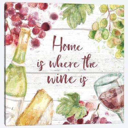 Sweet Vines IV Canvas Print #URB117} by Mary Urban Canvas Art Print