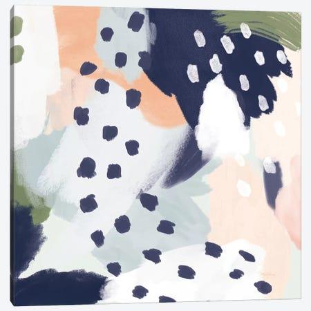 Pastel Life II Crop Canvas Print #URB14} by Mary Urban Canvas Art Print